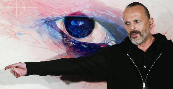 MIguel Bosé desaparece de sus redes sociales: qué fue lo que dijo el artista