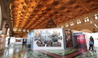 Museo de Arte Moderno y la exposici—n del artista Tamayo  ser‡ parte de la muestra de la noche de los Museos el pr—ximo s‡bado,  foto por Carlos Hern‡ndez Ovalle  02/04/2019