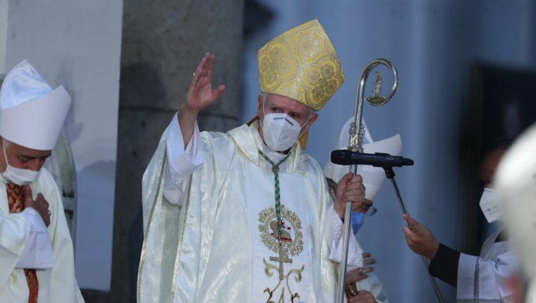 Gonzalo de Villa asumió el jueves como vigésimo arzobispo metropolitano. (Foto: Hemeroteca PL)