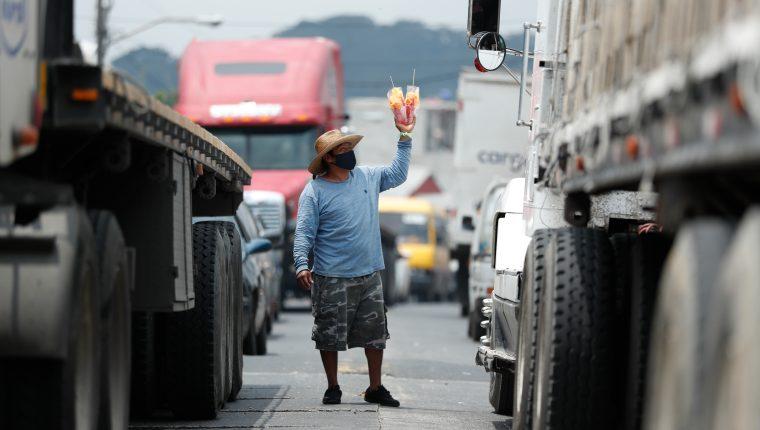 El transporte pesado no podrá circular durante las fiestas de fin de año. (Foto: Hemeroteca PL)