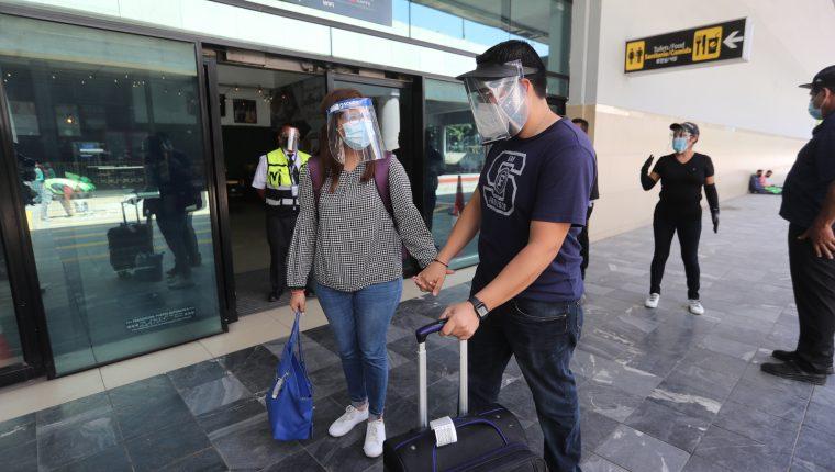 Tres líneas áreas actualizaron sus itinerarios de vuelos para las siguientes semanas este viernes 16 de octubre. (Foto Prensa Libre: Hemeroteca)