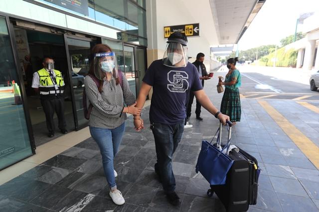 Coronavirus: Viajeros hacia Guatemala podrán presentar prueba de antígeno de covid-19