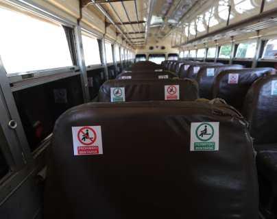 Coronavirus: falta de acuerdos detiene reactivación total del transporte público