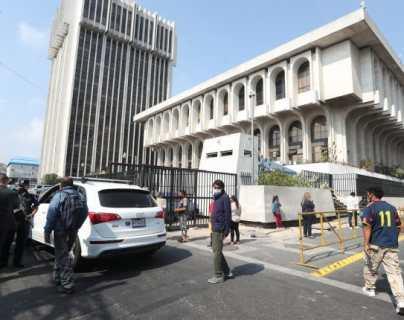 Organismo Judicial regresa a la normalidad a partir del lunes