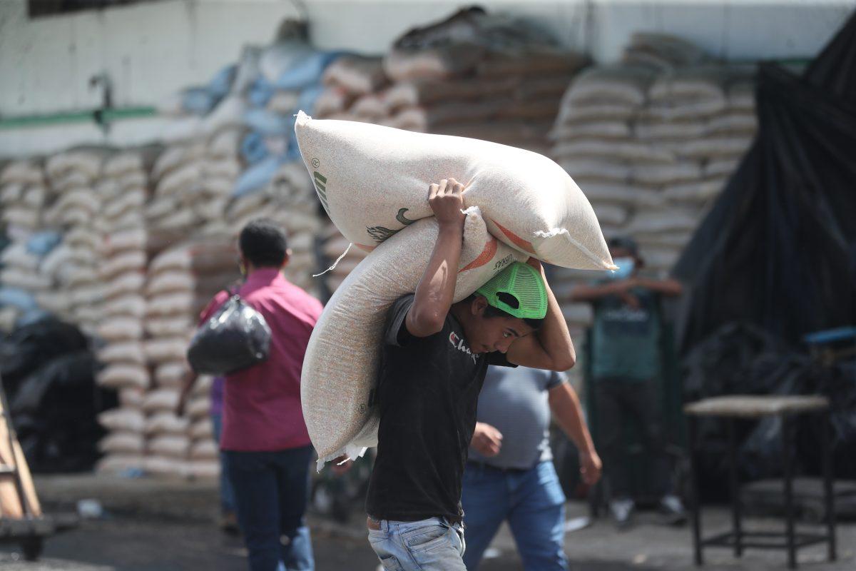 Contraloría confirma investigación al PMA por compra de alimentos de contrabando