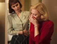 Foto: Cortesía Carol, la película.