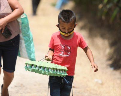 El ciclo escolar 2020 tuvo un drástico cambio en marzo por la llegada del coronavirus a Guatemala. (Foro Prensa Libre: Ministerio de Educación)