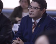 Othmar Sánchez fungió como diputado del Parlamento Centroamericano en el periodo 2016-2020. (Foto HemerotecaPL)