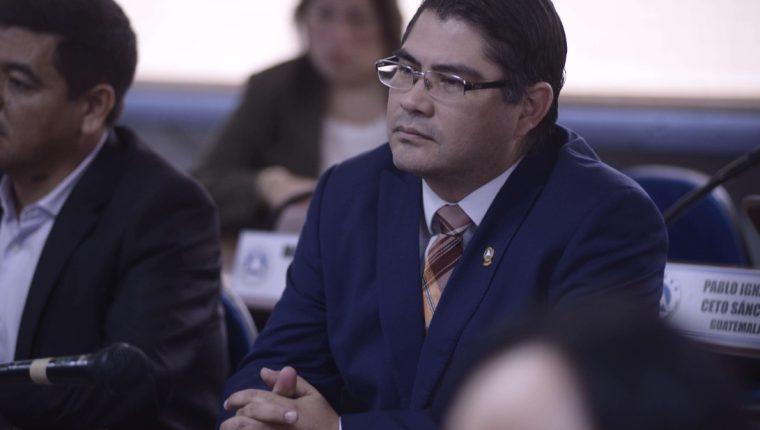 Ligan a proceso a exdiputado del Parlacén Othmar Sánchez, quien se había entregado a las autoridades