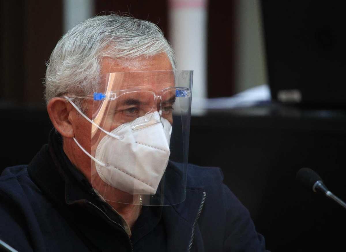 Feci busca más indicios que permitan volver a imputar a Otto Pérez Molina en el caso Red de poder, corrupción y lavado de dinero