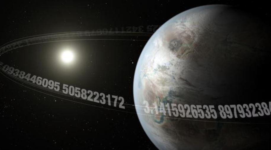 Cómo fue descubierto el planeta pi: del tamaño de la Tierra y con una órbita de 3,14 días
