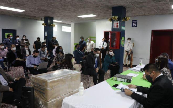 Comuna capitalina recibe oferta mancomunada para la implementación del aerometro