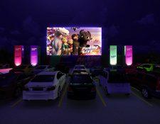 Parking Live es la mejor opción de entretenimiento en el país, es la primera sucursal en Guatemala. Foto Prensa Libre: Cortesía