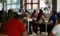 Guatemala ha comenzado la reapertura económica en medio de la pandemia del coronavirus. (Foto Prensa Libre: Esbin García)