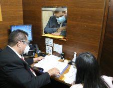 Elección de secretario y subsecretario de Conamigua