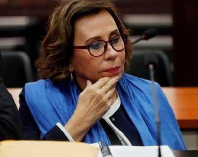 Sandra Torres busca revocar decisión judicial que la procesó penalmente por financiamiento electoral no registrado