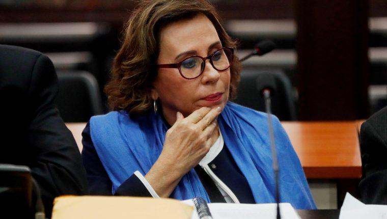 La excandidata presidencial Sandra Torres enfrenta un caso de financiamiento electoral por la campaña del 2015 de la UNE. (Foto HemerotecaPL)