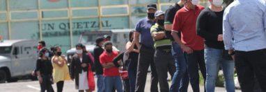 La pérdida de empleo es uno de los principales golpes en la economía de los guatemaltecos. (Foto Prensa Libre: Hemeroteca)