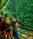 El turismo nacional y extranjero fue suspendido desde marzo del 2020, los viajeros nacionales ya reanudaron algunas visitas a destinos en el país. (Foto, Prensa Libre: Hemeroteca PL).