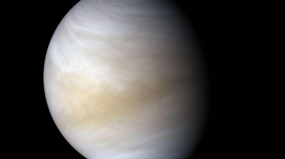 """El descubrimiento de gas fosfano revela """"vida potencial"""" en Venus"""