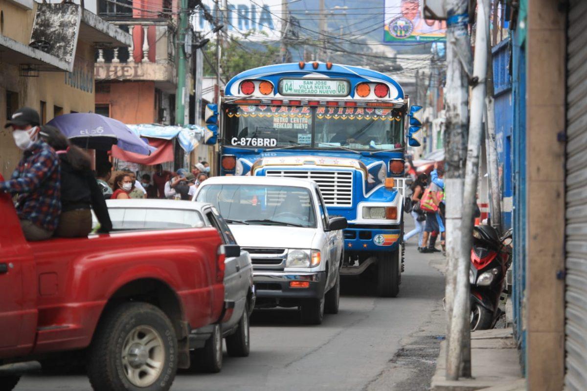 Ensayo del transporte extraurbano: así se desarrolla la jornada en el área metropolitana