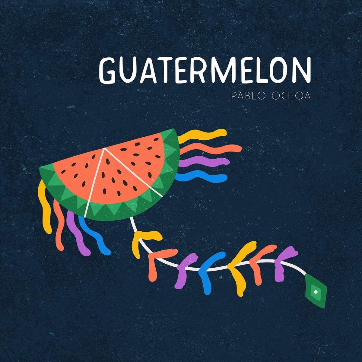 """""""Guatermelon"""", la propuesta musical de Pablo Ochoa"""