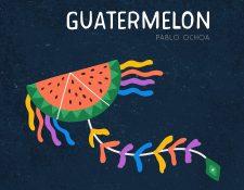 El cantante guatemalteco ya había adelantado tres sencillos y ahora lanza el álbum completo. Foto Cortesía Pablo Ochoa