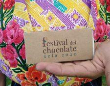 Todas las actividades del festival son gratuitas. Foto cortesía Festival del Chocolate Xela 2020