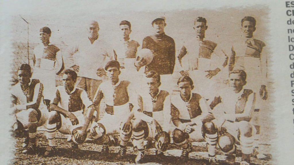 Selección Guatemala 1935
