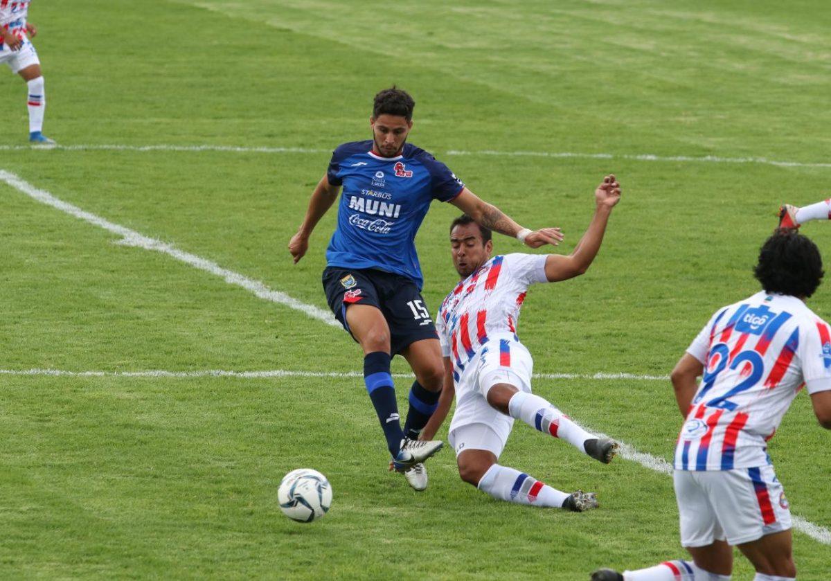 Xelajú MC tropieza en el Mario Camposeco y reparte puntos con Malacateco