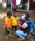 Informe publicado por PMA y Cepal indican de una mayor prevalencia de repitencia escolar en niños con desnutrición. Foto Prensa Libre: PMA)