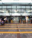 El Aeropuerto Internacional La Aurora volvió a abrir sus puertas el viernes pasado.  (Foto Prensa Libre: Hemeroteca PL)