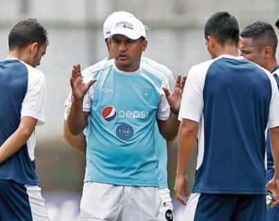 Amarini Villatoro ha dado a conocer la primera convocatoria para el microciclo de septiembre con la Selección de Guatemala. (Foto Prensa Libre: Hemeroteca PL)