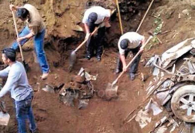 """""""Enterraban a sus víctimas con todo y vehículos"""": condenan a 16 integrantes de la banda """"Sierra Ovando"""""""