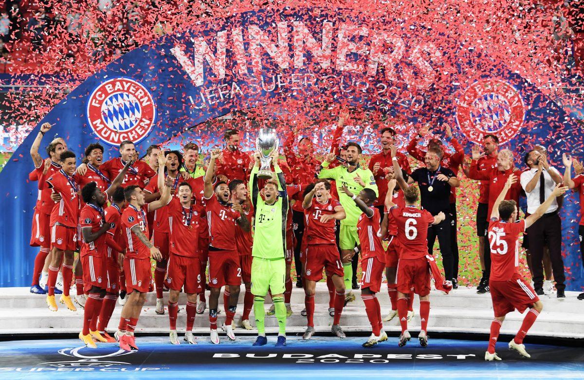 Bayern Múnich derrota a un heroíco Sevilla y gana su segunda Supercopa