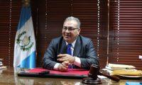 Bonerge Mejía, magistrado de la Corte de Constitucionalidad, había sido diagnosticado con covid-19 el 10 de agosto de 2020. (Foto Prensa Libre: Hemeroteca PL)