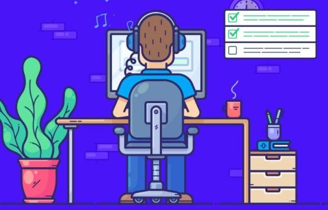 Música para mejorar la concentración. Foto tomada de brain.fm