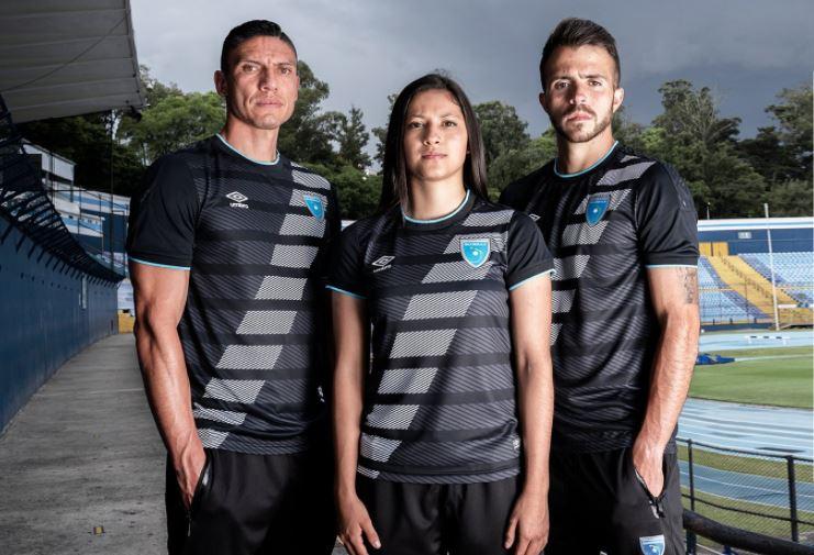 Fedefut da a conocer la nueva playera de la Selección de Guatemala camino a Catar 2022