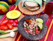 En esta receta, en lugar de carne, se utiliza atún y sardina.  Foto cortesía Atún La Sirena
