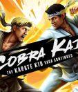 Cobra Kai tendrá videojuego oficial para varias consolas. (Foto Prensa Libre: YouTube)