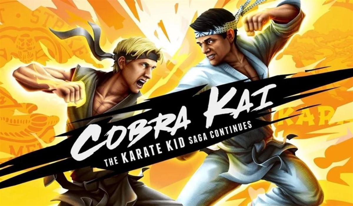 """Así será el juego de """"Cobra Kai"""" que saldrá para PS4, Xbox y Nintendo Switch"""
