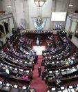 Congreso ha incumplido desde mayo el amparo para que elija cortes. (Foto Prensa Libre: Congreso)