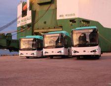 Estos primeros tres buses serían los primeros de un ambicioso plan que puede durar décadas.