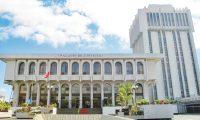 Por ahora son dos los partidos políticos que han impugnado el acuerdo del TSE por la suspensión de asambleas. (Foto Prensa Libre: Hemeroteca PL)