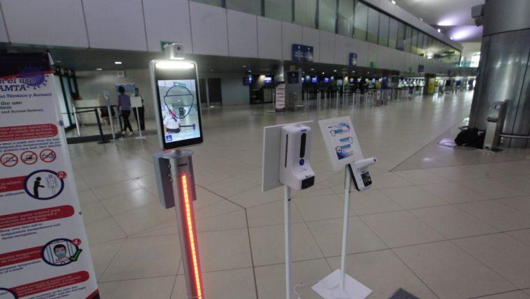 El domingo se detectó el primer caso de coronavirus en el Aeropuerto. (Foto: Hemeroteca PL)