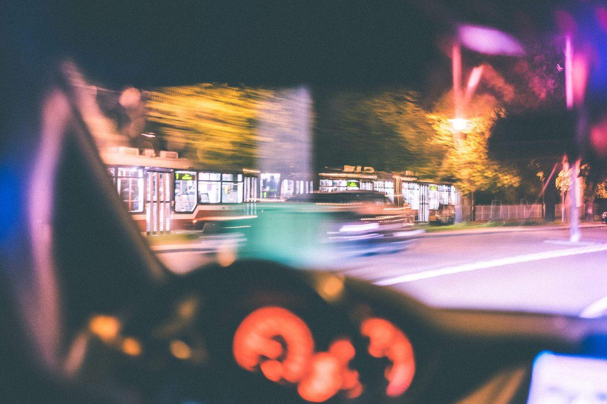 Ocho imprudencias que también causan accidentes de tránsito