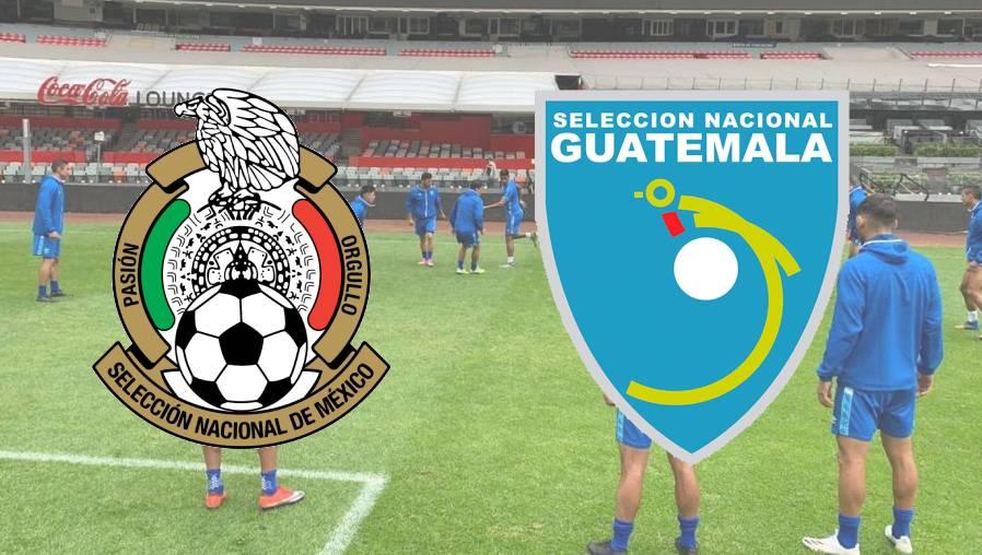 M U00e9xico Vs Guatemala D U00f3nde Y C U00f3mo Ver El Regreso De La