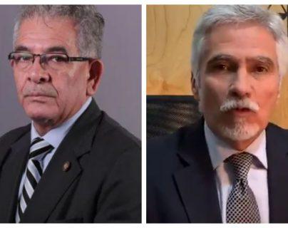 Juez ordena investigar a Ricardo Méndez-Ruiz por filtración de documento del caso de Alejandro Sinibaldi