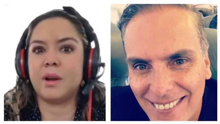 El exGaribaldi Xavier Ortiz y Carisa de León estaban separados desde hace un par de años y aún no habían firmado el divorcio. (Foto Prensa Libre:Instagram)