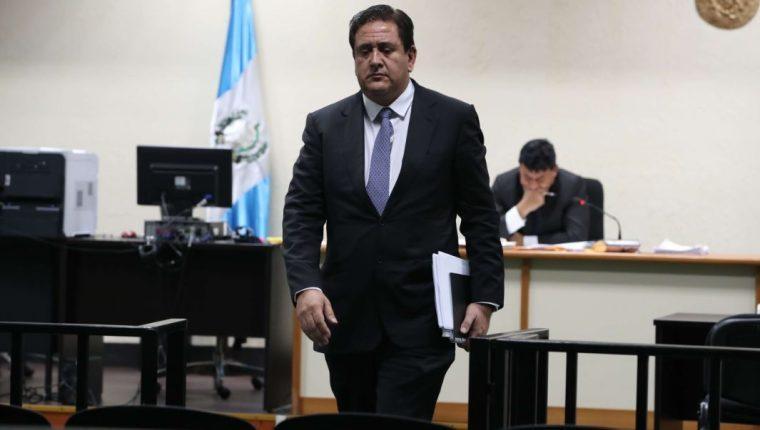 Gustavo Alejos afronta varias acusaciones. (Foto: Hemeroteca PL)